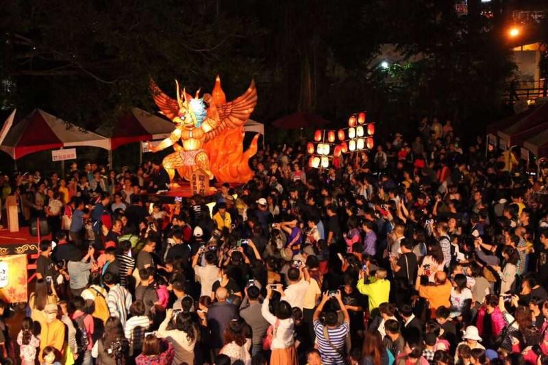 2020台南關子嶺溫泉美食節,日式祭典風超好逛!