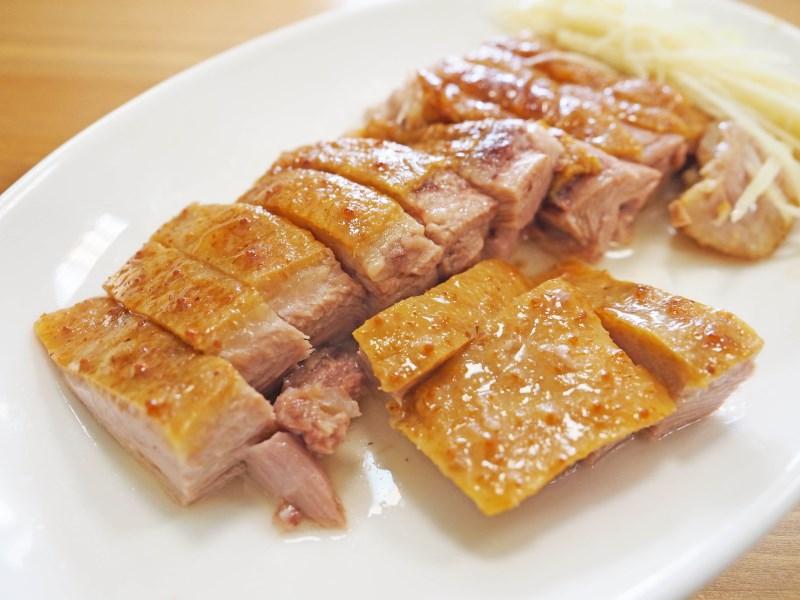 鵝油蔥飯必點!金門少見的鵝肉店,鵝肉職人細膩打造美味小吃
