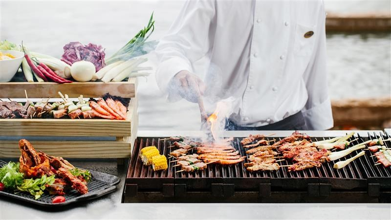 中秋特輯│精選全台6大飯店烤肉宴,滿足你自己不想動手烤!