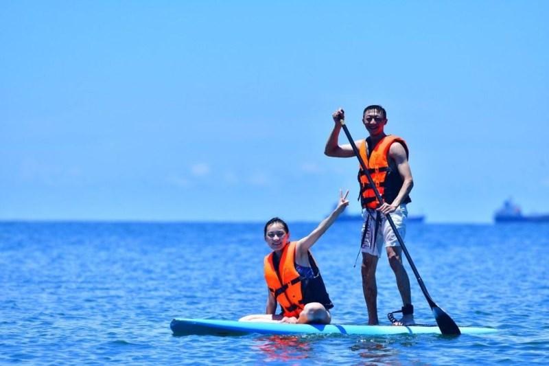 打造台版瀨戶內海藝術島,黑沙玩藝節一路嗨到國慶連假!